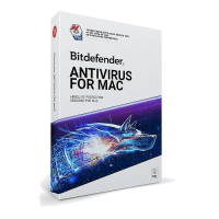 Bitdefender Antivirus for Mac - 1-Year / 1-Mac - Global