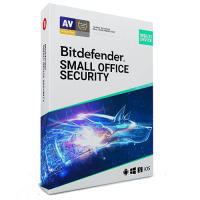 Bitdefender Small Office Security - 1-Year / 10-Device - Global