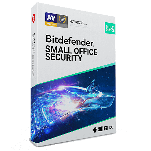 Bitdefender Small Office Security - 3-Year / 10-Device - Global