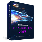 Bitdefender Total Security - 1-Year / 1-PC