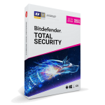 Bitdefender Total Security - 1-Year / 5-Device - Global