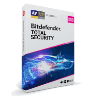 Bitdefender Total Security - 2-Years / 10-Device - Global