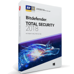 Bitdefender Total Security - 1-Year / 1-PC