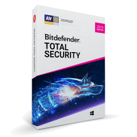 Bitdefender Total Security - 2-Years / 3-PC - Global
