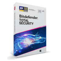 Bitdefender Total Security - 2-Years / 3-PC - Global