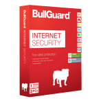 BullGuard Internet Security - 1-Year / 3-PC