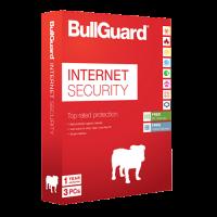 BullGuard Internet Security - 1-Year / 3-PC