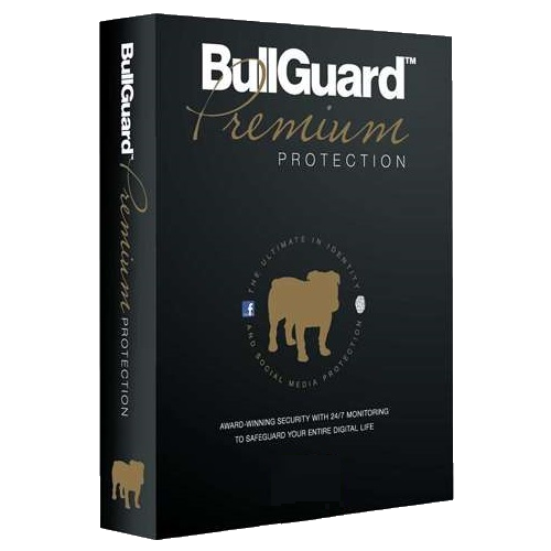 BullGuard Premium Protection Multi-Device - 1-Year / 10-Devices