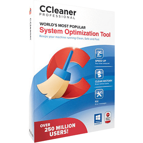 CCleaner Professional - 1-Year / 1-PC - Global