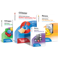 CCleaner Professional Plus - 1-Year / 3-PC - Global