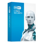 ESET Cyber Security for Mac - 1-Year / 1-Seat - NA