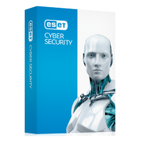 ESET Cyber Security for Mac - 1-Year / 1-Mac