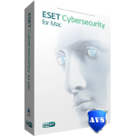 ESET Cyber Security for Mac - 1-Year / 1-Seat