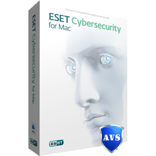 ESET Cyber Security for Mac - 1-Year / 5-Seats