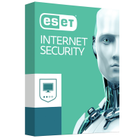 ESET Internet Security - 1-Year / 1-PC - USA/CANADA
