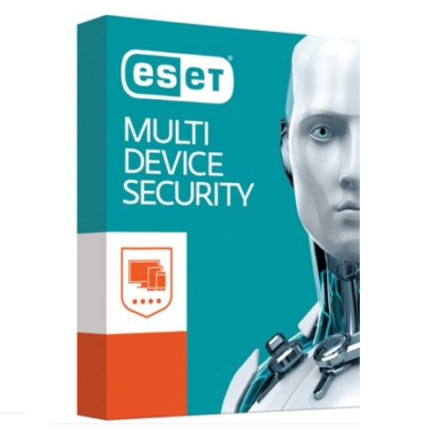 ESET Multi-Device Security - 1-Year / 10-Device