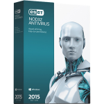 ESET NOD32 Antivirus Home - 1-Year / 3-Seats - North America