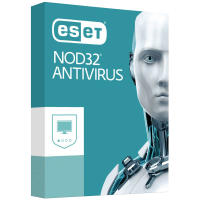 ESET NOD32 Antivirus Home - 1-Year / 1-PC - USA/CANADA