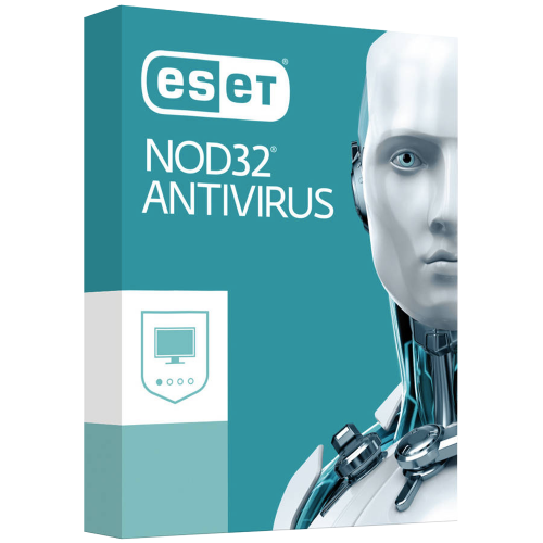 ESET NOD32 Antivirus Home - 1-Year / 1-PC