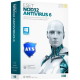 ESET - NOD32 Antivirus Home - 2-Years Renewal / 4-Seats