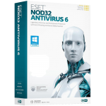 ESET NOD32 Antivirus Home - 1-Year / 3-Seats