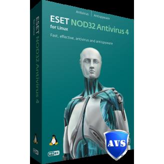 NOD32 Antivirus for Linux