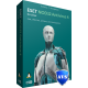 ESET - NOD32 Antivirus for Linux - 2-Year Renewal / 3-Seats