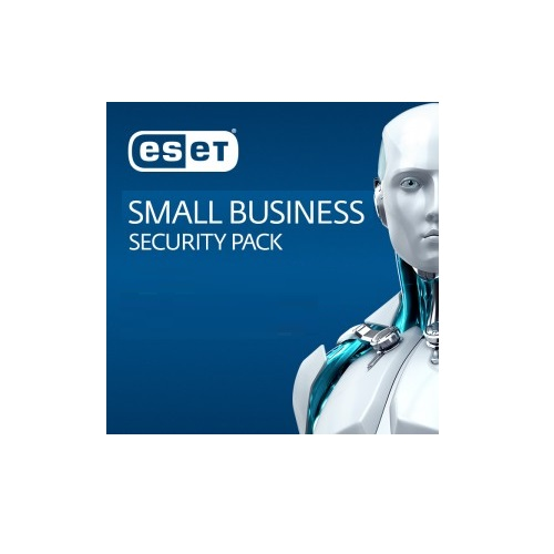 ESET Small Business Security Pack - 1-Year / 5-Seats