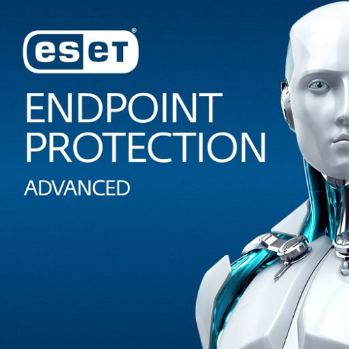 ESET Endpoint Protection Advanced - 1-Year Renewal / 250-499-Seats (Tier F)