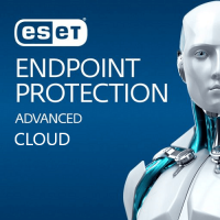 ESET Endpoint Protection Advanced Cloud - 1-Year / 50-99 Seats (Tier D)
