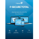F-Secure TOTAL  1-Year / 3-Devices - Global