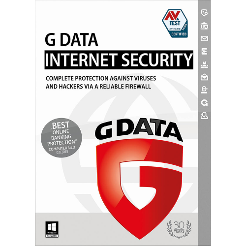G Data Internet Security - 1-Year / 1-PC - Global