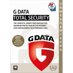 G Data TotalSecurity - 1-Year / 3-PC - Global
