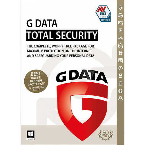 g data antivirus 1pc 1an