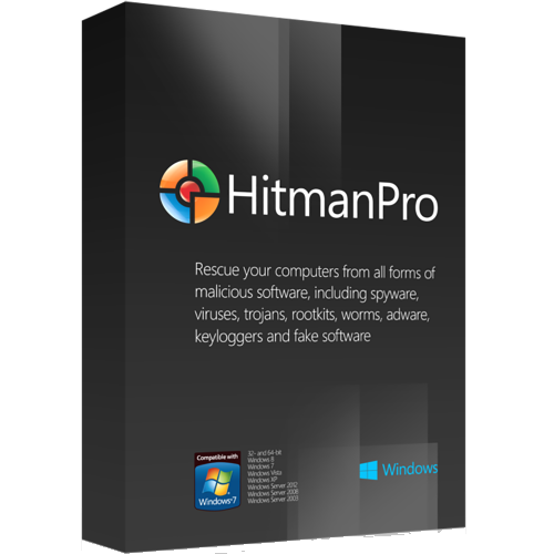 HitmanPro - 1-Year / 1-PC