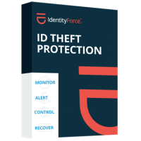 IdentityForce ID Theft Protection w/Credit Monitoring  - 1-Year / 1-User - USA
