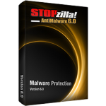 iS3 STOPzilla AntiMalware 6.0 - 1-Year / 1-PC