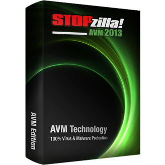 iS3 STOPzilla AVM 2013 - 1-Year / 3-PC