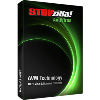 iS3 STOPzilla AntiVirus - 1-Year / 3-PC