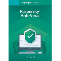 Kaspersky Anti-Virus 2021 - 1-Year / 3-PC - Global