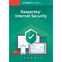Kaspersky Internet Security 2019 - 1-Year / 5-Device - UK/Europe
