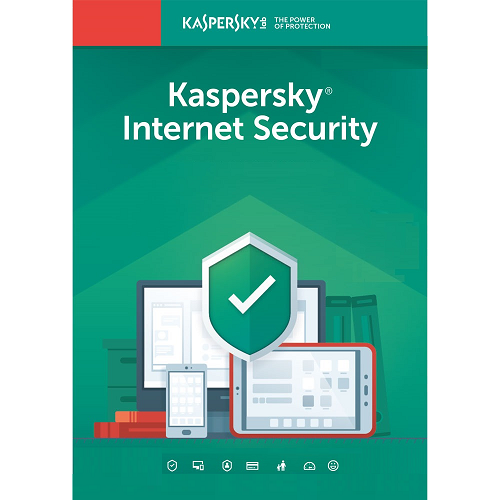 Kaspersky Internet Security 2021- 1-Year / 10-Device - Voucher