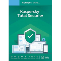 Kaspersky Total Security 2021- 1-Year / 5-Device - Voucher