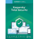 Kaspersky Total Security 2021- 2-Year / 3-Device - Global Voucher