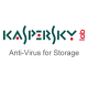 Kaspersky Anti-Virus for Storage - GOV/NPO - 2-Year / 100-149 Seats (Band R)