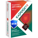 Kaspersky Anti-Virus 2013 - 1-Year / 1-PC