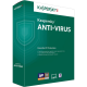 Kaspersky Anti-Virus 2017 - 2-Year / 3-PC - INT