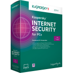 Kaspersky Internet Security 2014 - 1-Year / 1-PC - North America