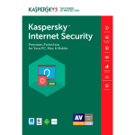 Kaspersky Internet Security 2017 - 1-Year / 5-Device - UK/EU