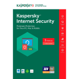 Kaspersky Internet Security 2017 - 1-Year / 3-Device - NA